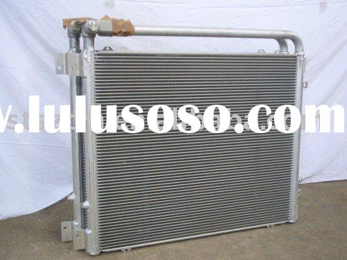 RADIATOR, construction machinery parts, Komatsu parts, Komatsu excavator parts