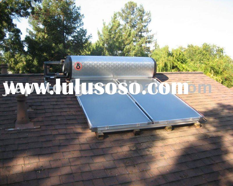 Residential,Family,Homemade solar water heater,Integrated,pressurized solar heater