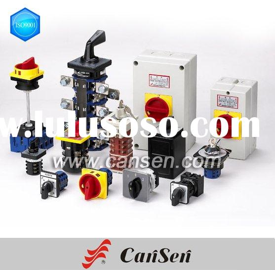 Rotary Switch/Cam Switch/Changeover Switch/Isolator Switch LW26 LW30(CE Certificate)