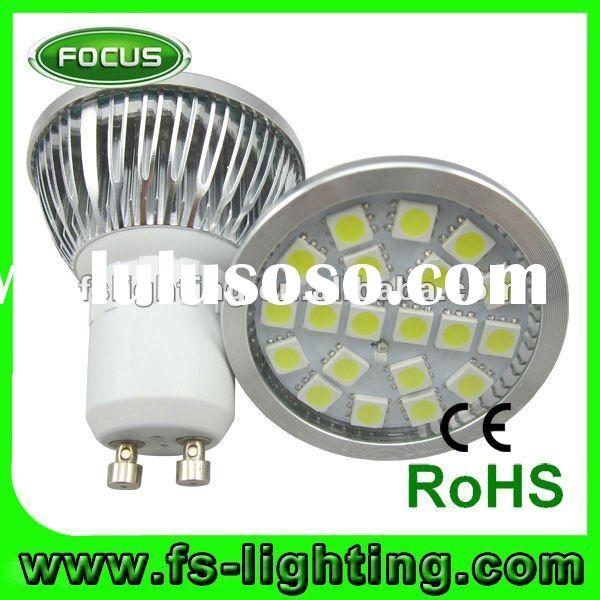 SAA Dimmable 4W 24pcs SMD LED Spotlight GU10