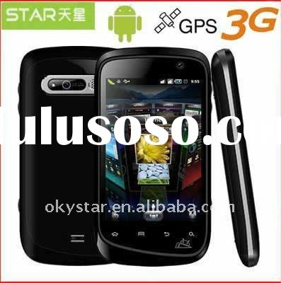 "STAR A101 MTK6573 3.5"" HVGA Capacitance Touch Screen 3g wifi dual sim android phone"