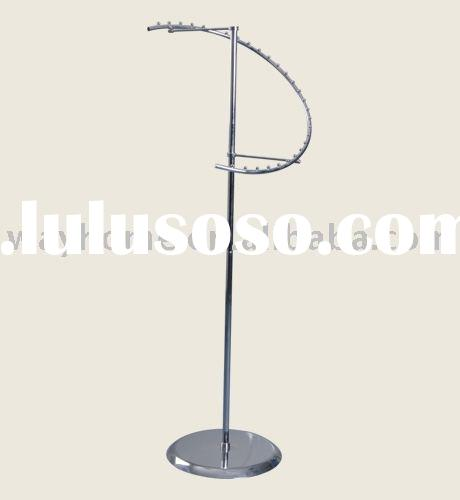 STEEL COSTUMER Clothes Display Racks Single Clothing Clothes Display Costumer Arm,steel clothing for