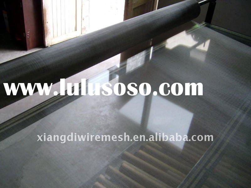 SUS 304/306/316 20-320 Mesh Stainless Steel Wire Mesh