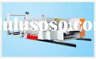 SYKM 950/SYKM 4212 High Speed Flexo Printing &Slotting &Rotary Die-cutting machine (kick fee