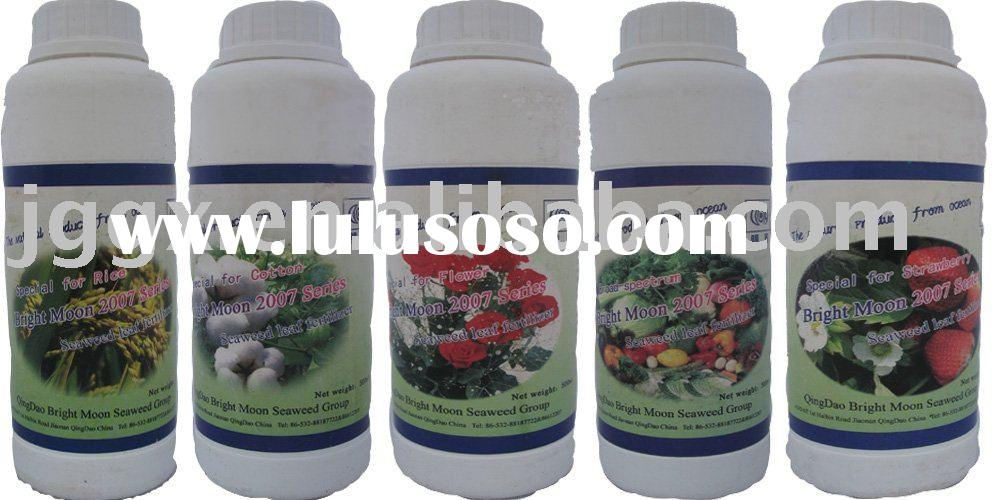 Seaweed leaf Fertilizer Special for Rice Cotton Flowers Vegetable Strawberry