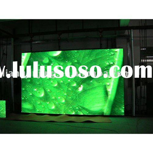 Silan led chip full color indoor led screens