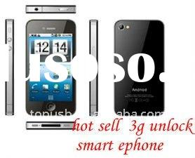 Smart Mobile Phone/FM radio/Bluetooth/ GPS/WIFI/GPRS,EDGE,HSDPA,WAP/MP3/4,E-Book