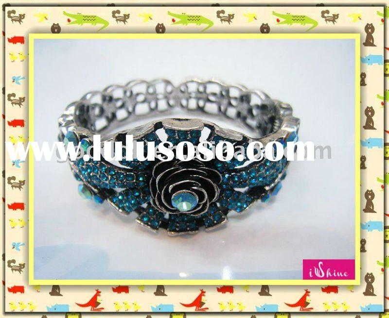 So Amazing Vintage alloy fashion jewelry 2011 popular indian bangle bracelets
