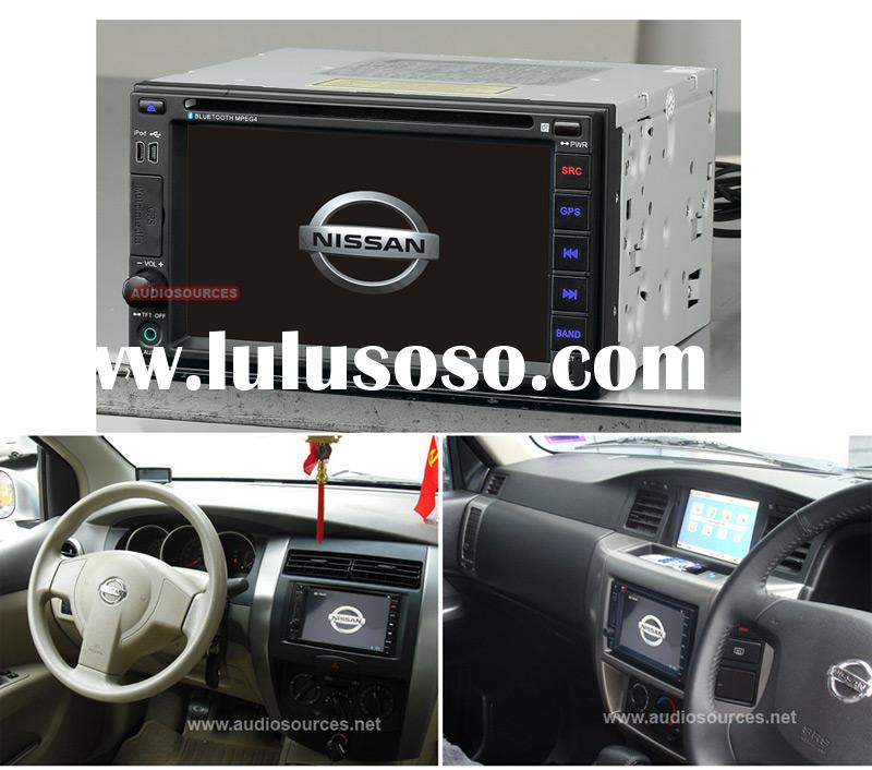 Special car dvd player for NISSAN Tiida,bluebird,PALADIN,QASHQAI,car video dvd player