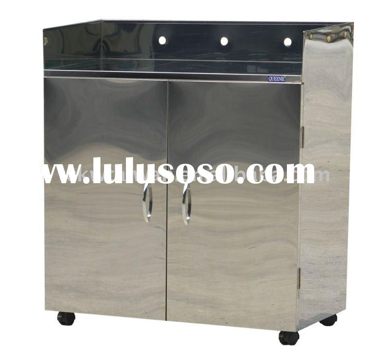 Outdoor Stainless Steel Cart Designs