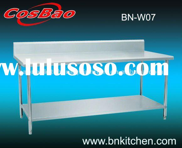 Stainless Steel Work Table/Restaurant Equipment BN-W07