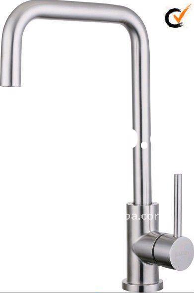 Stainless steel kitchen faucet(basin faucet SUS-77132)