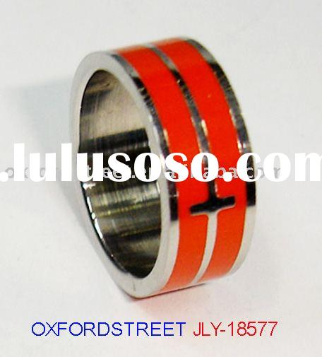 Stainless steel ring,stainless steel jewelry.finger ring--JLY-18577