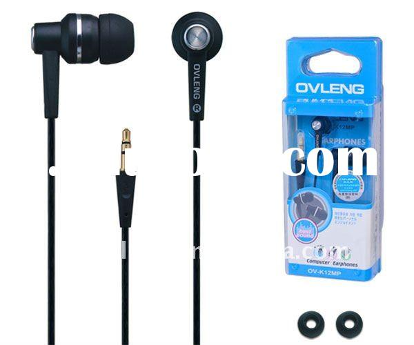 Stereo Earbud for Apple iPod Touch 1st 2nd 3rd Gen, iPod Nano iPod mini/ iPod video/ iPod shuffle
