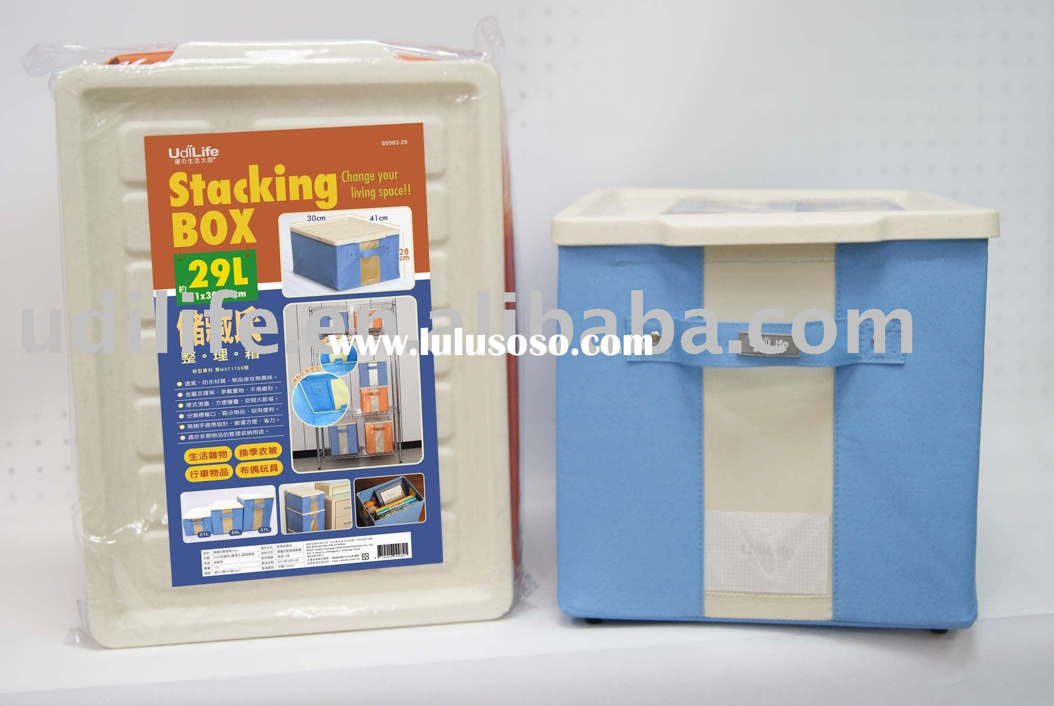 Storage Box/ Collection Box (29L) with Cover