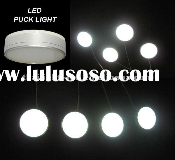 Surface Mounted LED Puck Light for Furniture Lighting