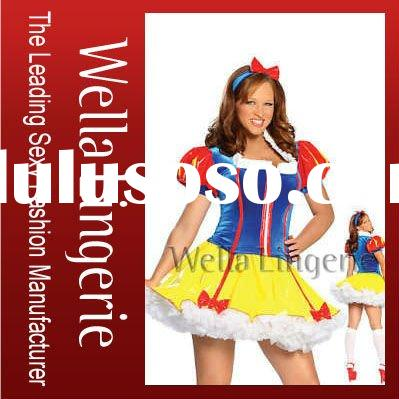 Sweety Snow White Costume Miss Teen South Jersey Pageant  Krystal Modeling Formal Wear