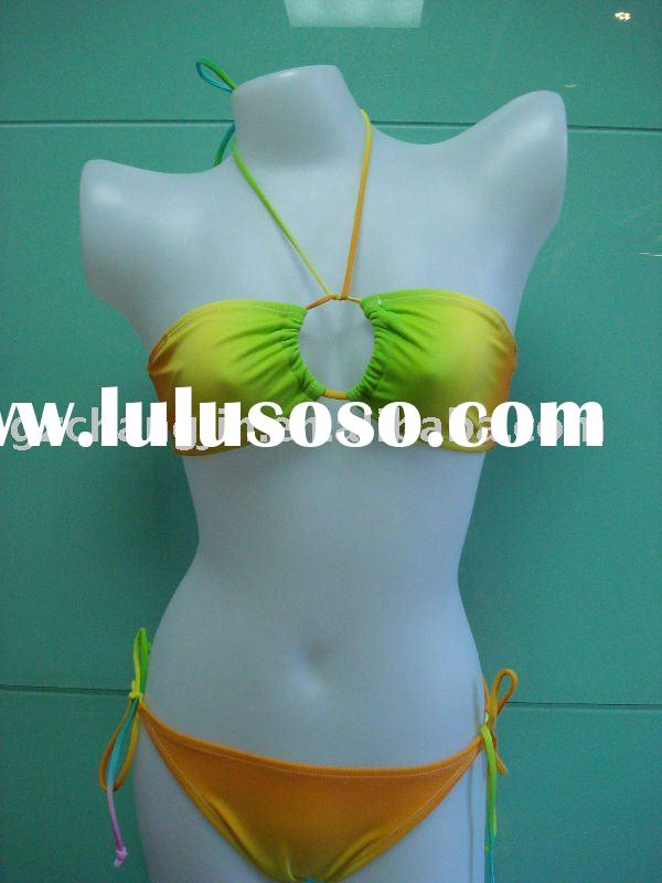 Swimwear,Monokini,Swimsuit,Bandeau Top,Bathing Suit,Bathing wear,Tankini,OEM Swimwear