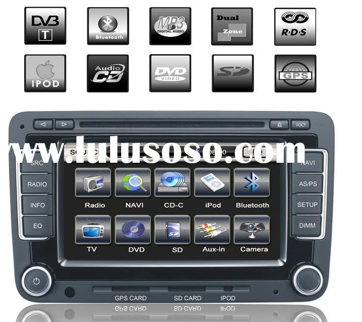 TID-6501 Special car dvd player for VW Sagitar(Jatta/Golf), Volkswagen Magotan, with digital panel,