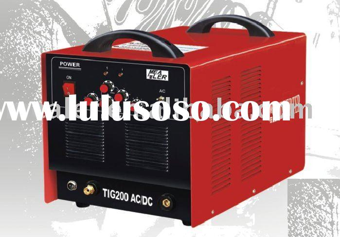 TIG-200P AC/DC Inverter DC TIG ACDC pulse welding machinery