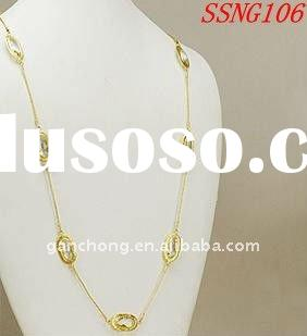 Tags : 24k gold; ,necklace