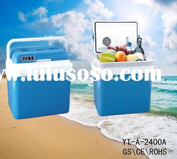 Thermo Electric car cooler box YT-A-2400