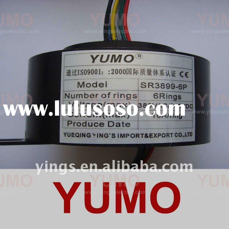 Through Bore Slip Ring SR3899-6P (Through-Bore dia.38mm)