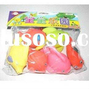Toys & hobbies,soft plastic toy fish