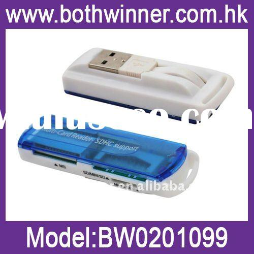 USB 2.0 all in one Multi Card Reader writer Driver