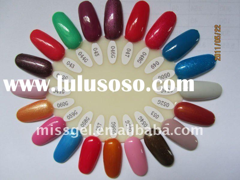 UV/led soak off gel polish nail uv gel