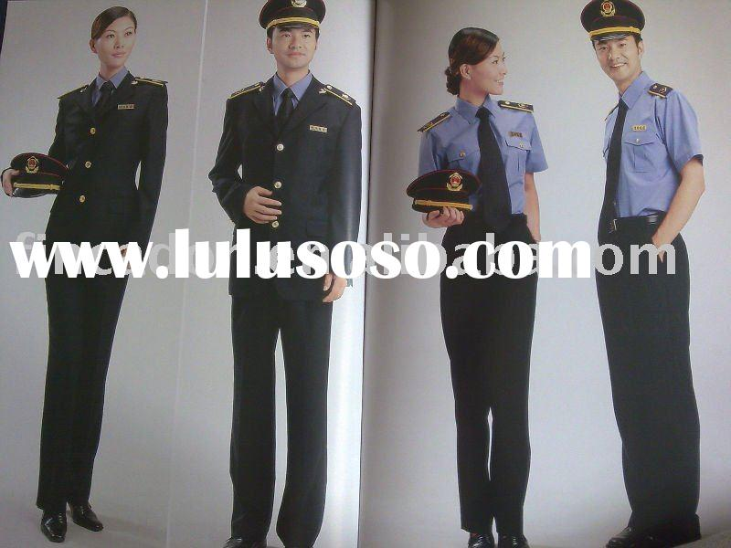 Uniform / working uniform / office uniform / army uniform