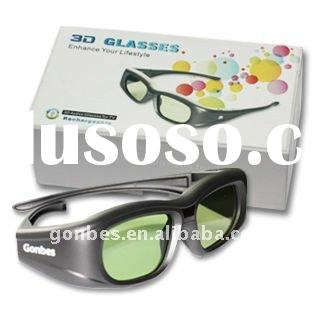 Universal 3D glasses for smart tv and sony toshiba panasonic