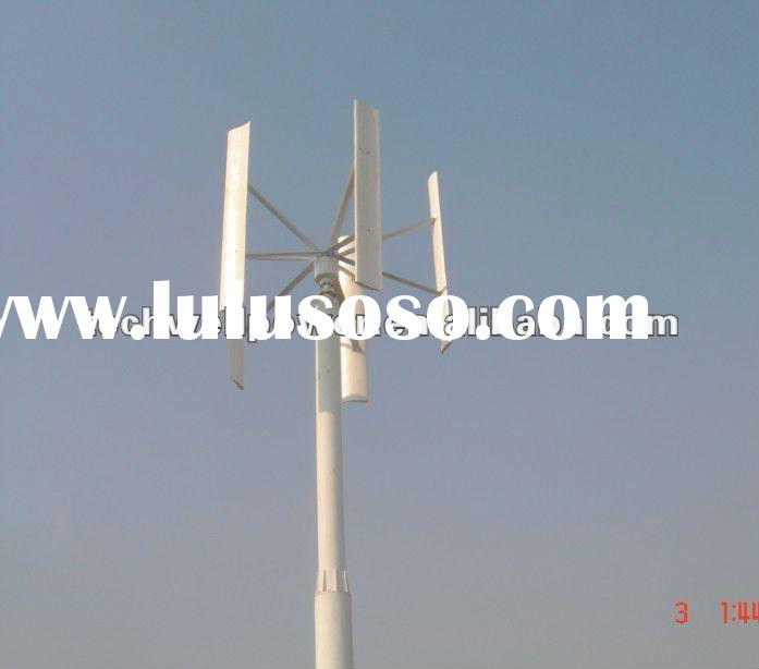 VAWT 2kw vertical axis wind turbine
