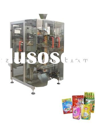 VFS7300 Vertical Bag-making packaging machine,Beans/Seeds/Rice/Salt/Sugar/Almond/Fig/Soup blend Pack