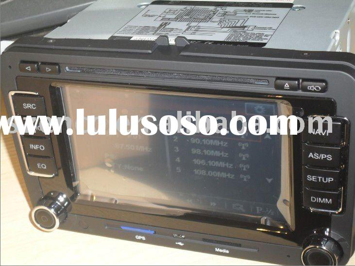 VW passat cc radio player system with car dvd,gps navigation,rds audio system