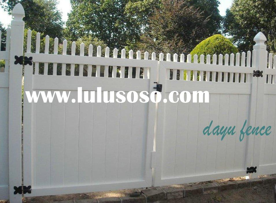 Driveway Child Safety Yard Fence | EHow.com