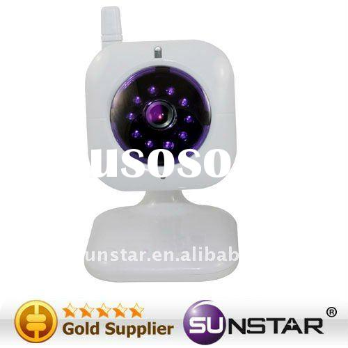 WAP WIFI Wireless IP Camera,night vision surveillance camera
