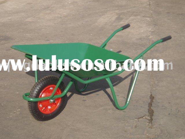 WB1206A decorative garden wheelbarrow