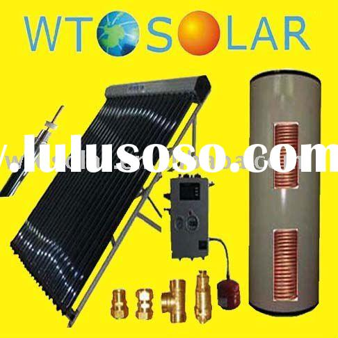 WTO-PPT Heat Pipe Solar Vacuum Tube solar water heater
