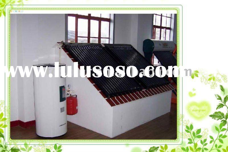 WTO-PPT solar air conditioner and water heater