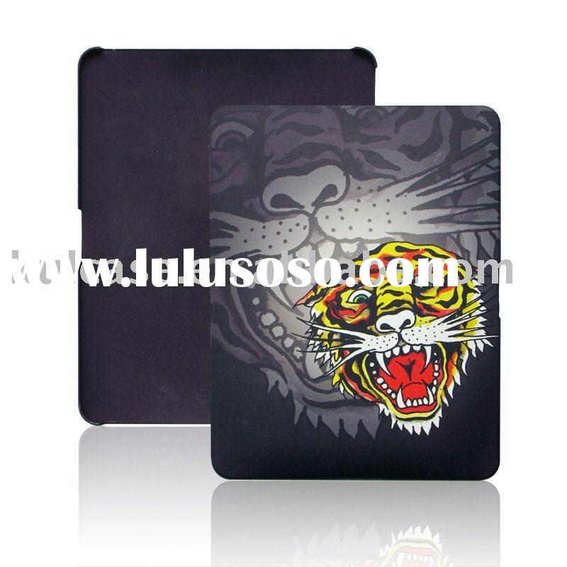 Water transfer printing hard case for iPad case