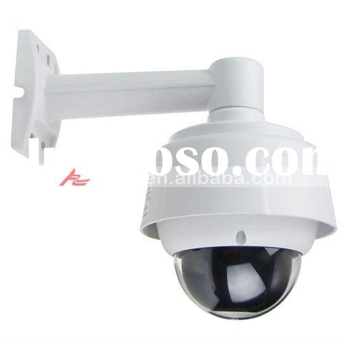 Waterproof Wired H.264 SONY CCD IP CCTV Camera w/ 10x Optical Zoom/ Pan/Tilt Motors
