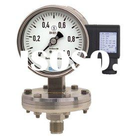 Wika Pressure Gauge Transmitter/Switch Series