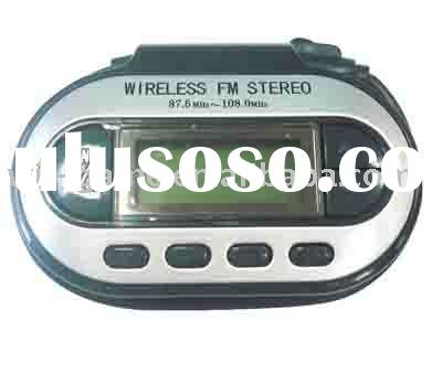 Wireless FM stereo,FM transmitter,car mp3 player