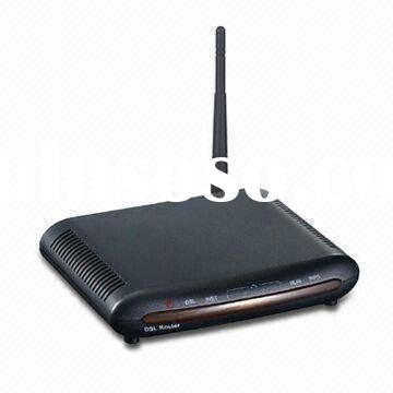 Wireless N ADSL2+ Modem Router KW5815H