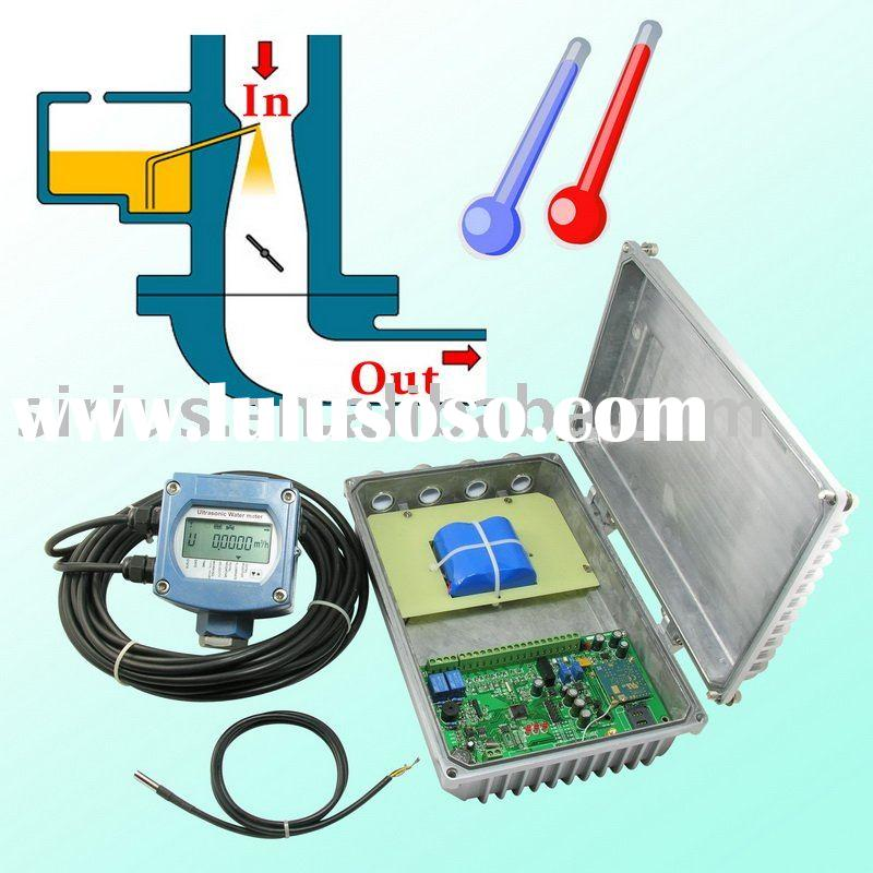 Electronic Water Meter Data Log : Water meter datalogger