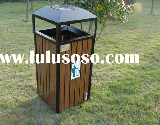 outdoor wood garbage can cover plans, outdoor wood garbage can cover