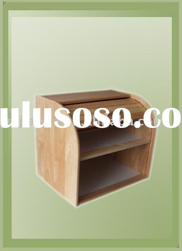 Wooden Bread Box, Wooden Bread Box, Wooden Box
