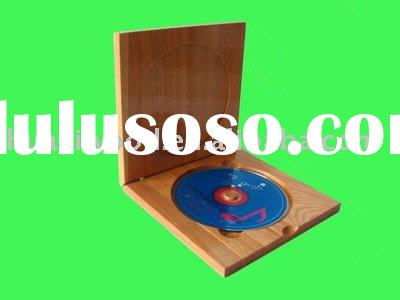 Wooden CD Boxes, Wood DVD Boxes, CD Trays, Gift Boxes Wooden