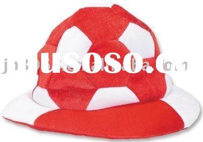 World cup football hat